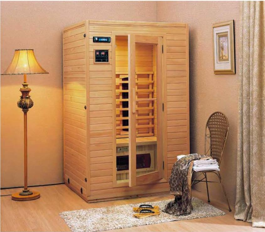 Saune infrarossi comodamente a casa with costo sauna per casa - Sauna per casa prezzi ...