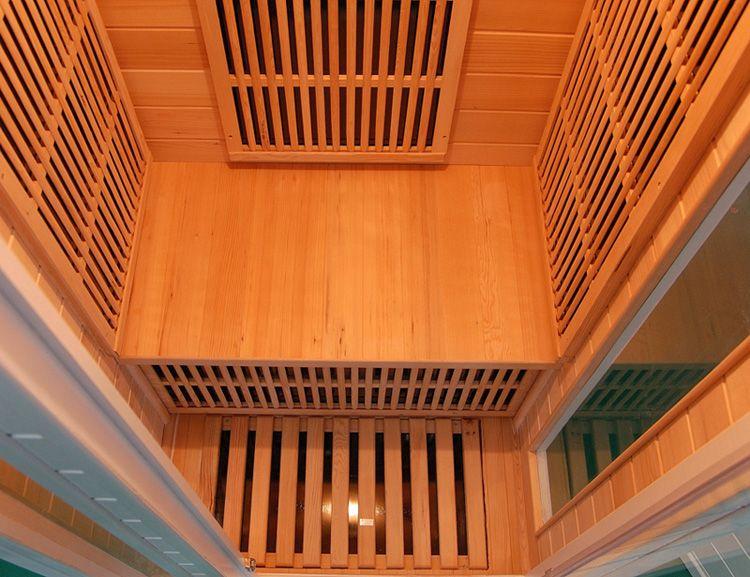 Sauna-Infrarossi.eu  Sauna a raggi infrarossi SNOW - 1 posto - Sauna-Infrarossi.eu